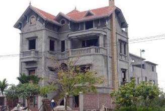 Building Plain House